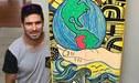 Tabla de Piccolo Clemente entre las mejores del planeta surf