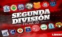 Segunda División: Conoce la programación de la jornada 22 del torneo de ascenso