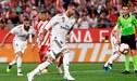 """Sergio Ramos: """"Le cedí el penal a Benzema porque existe compañerismo en el equipo"""""""