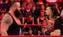 WWE RAW: Braun Strowman y Roman Reigns se enfrentarán en 'Hell in a Cell'