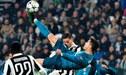 Cristiano Ronaldo ganó el premio a Mejor Gol de la UEFA [VIDEO]