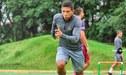 Edison Flores realizó su primer entrenamiento con Morelia [FOTOS]