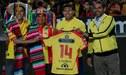 Edison Flores fue presentado como jugador de Morelia frente a la afición [VIDEO]