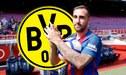 Paco Alcácer pasó las pruebas médicas y es el nuevo fichaje del Borussia Dortmund