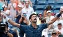 US Open 2018: Novak Djokovic se sobrepuso para ganar en su debut en el Grand Slam [VIDEO]