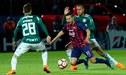 Palmeiras vs Cerro Porteño EN VIVO: igualan 0-0 por la Copa Libertadores