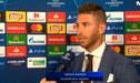 """Sergio Ramos: """"Que Cristiano haga lo que quiera"""" [VIDEO]"""