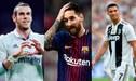 El Real Madrid, Barcelona y Juventus ya conocen a sus rivales en la fase de grupos de la Champions League