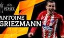 Antoine Griezmann elegido el mejor jugador de la Europa League 2017/2018