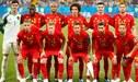 Caras nuevas: Bélgica anunció sus convocados para enfrentar a Escocia e Islandia