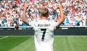 """Mariano Díaz: """"Real Madrid es el club de mis sueños"""""""