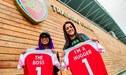 Sasha Banks y Bayley visitaron las instalaciones de Arsenal