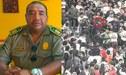 Falleció comandante de la Policía Nacional del Perú que fue atacado en el clásico