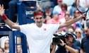 ¡Leyenda! Roger Federer convierte el 'punto del año' y deja boquiabiertos a todos en US Open 2018 [VIDEO]