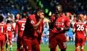 Liverpool venció por 2-1 al Leicester de visitante [RESUMEN Y GOLES]