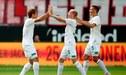 Werder Bremen venció de visita al Eintracht Frankfurt por 2-1 en la fecha 2 de la Bundesliga [RESUMEN]