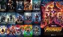 Películas del universo Marvel se reestrenarán en el Perú durante septiembre