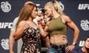Valentina Shevchenko vs Nicco Montaño EN VIVO ONLINE: fecha, horario, transmisión TV del UFC 228