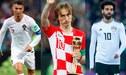 Cristiano, Modric y Salah finalistas para el premio The Best FIFA