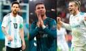 Messi, Cristiano Ronaldo y Gareth Bale compiten por el premio Puskas [VIDEOS]