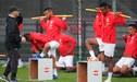 Selección Peruana completó su segundo entrenamiento en Alkmaar previo a amistoso frente a Holanda