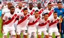 ¡Con novedades! Este sería el once de la Selección Peruana para enfrentar a Holanda