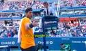 US Open 2018: Del Potro y su picante cruce con el Umpire durante el encuentro con Isner [VIDEO]