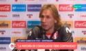 """Ricardo Gareca: """"Esperaremos a Advíncula hasta el último día del partido"""""""