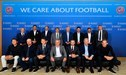 UEFA reúne a los entrenadores más importantes de Europa [FOTOS]