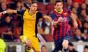 Filipe Luis en descuerdo con los premios 'The Best' por la ausencia de Messi