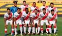 Selección Peruana Sub-20 cayó 1-0 ante Ecuador en amistoso