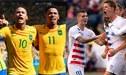 Brasil vs Estados Unidos EN VIVO: La 'Canarinha' venció 2-0 en amistoso internacional por fecha FIFA