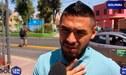 Joel Sánchez habló sobre la experiencia de defender los colores del Melgar de Arequipa