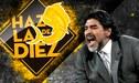 Diego Maradona fue confirmado como nuevo técnico del Dorados de México