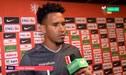 """Pedro Gallese: """"Tuvimos errores que hicieron crecer al rival"""" [VIDEO]"""
