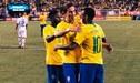 Brasil derrotó fácilmente 2-0 a Estados Unidos en Nueva Jersey [RESUMEN Y GOLES]