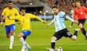 Brasil confirmó amistosos contra Argentina y Arabia Saudita en octubre