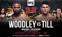 UFC 228 EN VIVO: Revisa las peleas estelares del Evento MMA desde Dallas