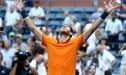 Del Potro da el golpe para clasificar a final del US Open 2018 tras el retiro de Rafael Nadal