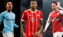 Özil, Boateng y Sané recibieron insólita valorización en el FIFA 19 [FOTO]