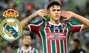 ¡Fichaje juvenil! Pedro Guilherme en la mira de Real Madrid