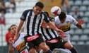 Alianza Lima se dio un paseo en partido amistoso