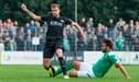 Con doblete y dos asistencias de Claudio Pizarro, Werder Bremen ganó al Meppen