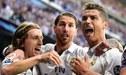 """Sergio Ramos sobre premio 'The Best': """"Hay jugadores con más marketing, pero se lo merece Modric"""""""