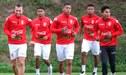 Último entrenamiento de la Selección Peruana previo al partido ante Alemania [VIDEO]