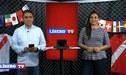 Líbero TV: Edición Especial por partido Perú vs. Alemania