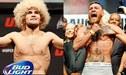 UFC presenta tres tráilers para promocionar la pelea entre Conor McGregor y Khabib Nurmagomedov