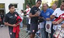 Selección Peruana lista para enfrentar a Alemania [FOTOS]
