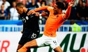 Van Dijk y su gran clase para ganarle el duelo uno a uno a Mbappé [VIDEO]