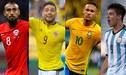 Amistosos Fecha FIFA: horarios, programación y resultados EN VIVO de los partidos